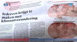 Lees meer over het artikel Interview over IPCC Rapport